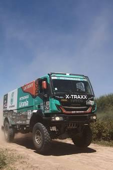 Dakar-truckers moe maar voldaan