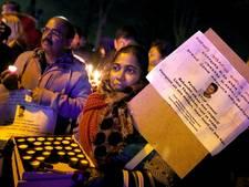 Grote opkomst bij herdenkingstocht gepeste Tharukshan