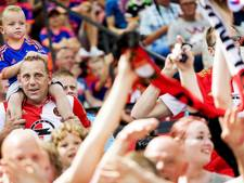 Invasie van Feyenoord-fans in Manchester verwacht