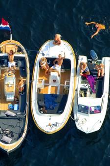 Schuitje varen in Hollandse wateren