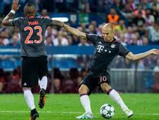 Ancelotti: Robben kan morgen vanaf begin spelen