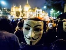 Hackersgroep Anonymous hackt Surinaamse overheid