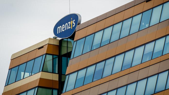 Het hoofdkantoor van zorgverzekeraar Menzis in Groningen