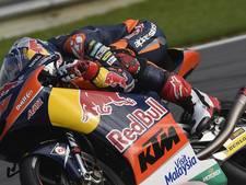 Red Bull scoort ook in MotoGP