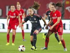 Voetbalsters Twente naar Champions League