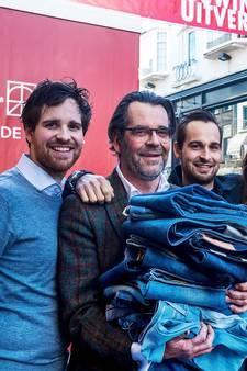 Keuze uit 6500 broeken in de grootste jeanswinkel van Nederland
