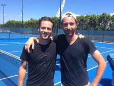 Koolhof en Middelkoop krijgen wildcard voor ATP-toernooi Rotterdam