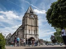 Syrische vluchteling vast wegens moord op priester in Rouen