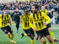 Seuntjens schenkt VVV late zege in Limburgse derby tegen MVV