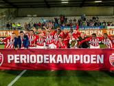 Jong PSV wint periodetitel, maar VVV neemt prijs over