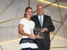 Kerber verkozen tot WTA-tennisster van het jaar