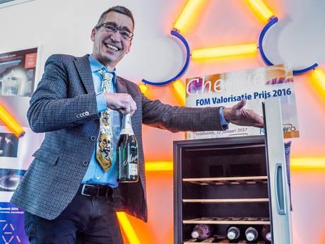Prijswinnende koelkast houdt de bubbels koel