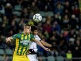 ADO knokt zich in eigen huis naast sterker Vitesse