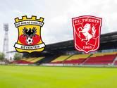 Go Ahead ontvangt FC Twente in Deventer
