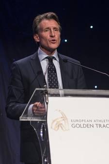 IAAF-voorzitter Coe vrijgepleit