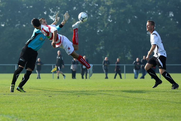 FC Jeugd hier op archieffoto tegen Voorst