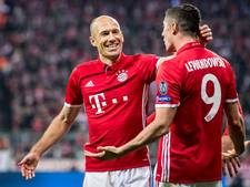 Robben bedankt PSV-fans voor de waardering