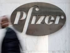 Britse recordboete voor farmaceut Pfizer