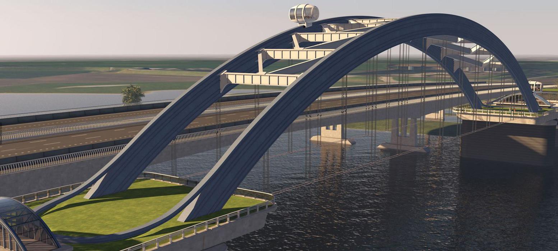 Weer nieuw plan voor behoud Lekbrug Vianen | Foto | AD.nl