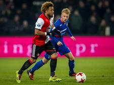 Jari Schuurman enige Feyenoorder die baalt in Kuip