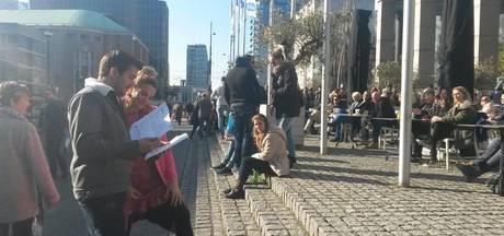 Kandidaten Idols geven vast een voorproefje in Rotterdam