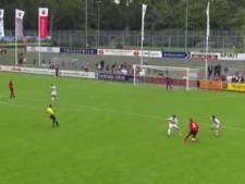 VIDEO: Heerlijke goal in Tweede Divisie