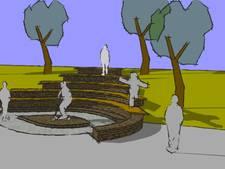 Dansen voor een nieuw amfitheater in Oosterbeek