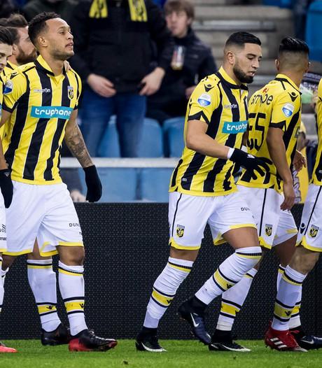 Vitesse zet bij herstart competitie Twente weg