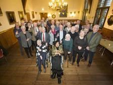 Spotlights op 50-jarige bruidsparen in Doesburg
