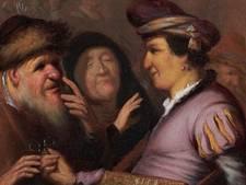 Eerste schilderijen van Rembrandt te zien in het Rembrandthuis