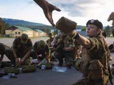Noorwegen huist Amerikaans leger, Rusland ontstemd