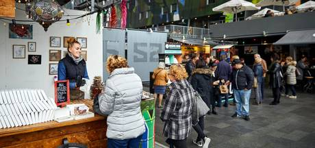 Verse smulrepen smaken naar meer in Markthal