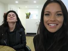 Angstige Monica Geuze en Roxeanne krijgen nieuwe lippen