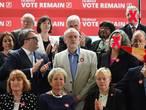 Britse oppositiepartij valt uit elkaar na Brexit