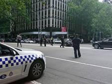 Man rijdt drie mensen dood in Melbourne - 'geen terrorisme'