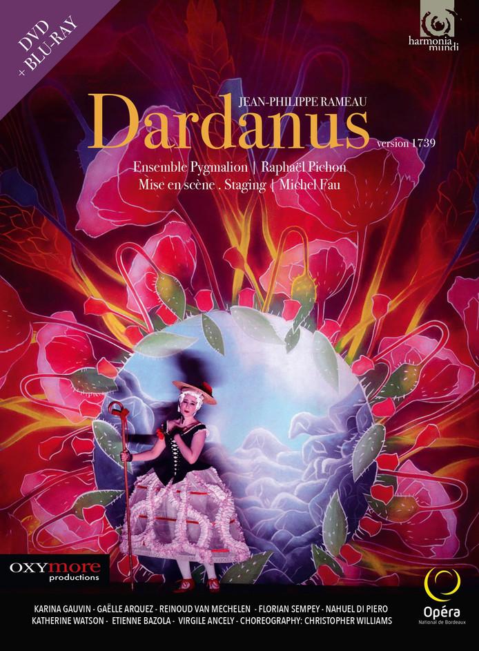 Ensemble Pygmalion en Raphaël Pichon - Jean-Philippe Rameau, Dardanus