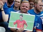 IJslandse powerlifter tegen Ronaldo: 'Jij egoïstische rukker!'