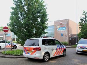 Politie onderzoekt bommeldingen in de regio