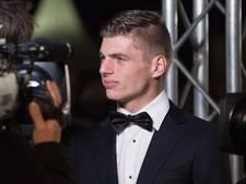 Verstappen krijgt prijs voor personality en inhaalactie op FIA-gala
