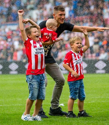 Schaars wilde niet met wandelstok eindigen bij PSV