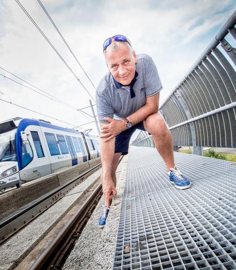 Randstadrail zoeft nu heel wat stiller door Oosterheem