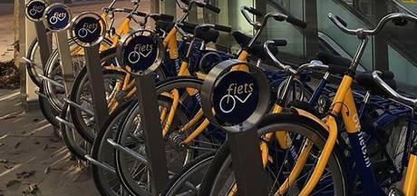 Aantal metrostations met ov-fietsen wordt uitgebreid