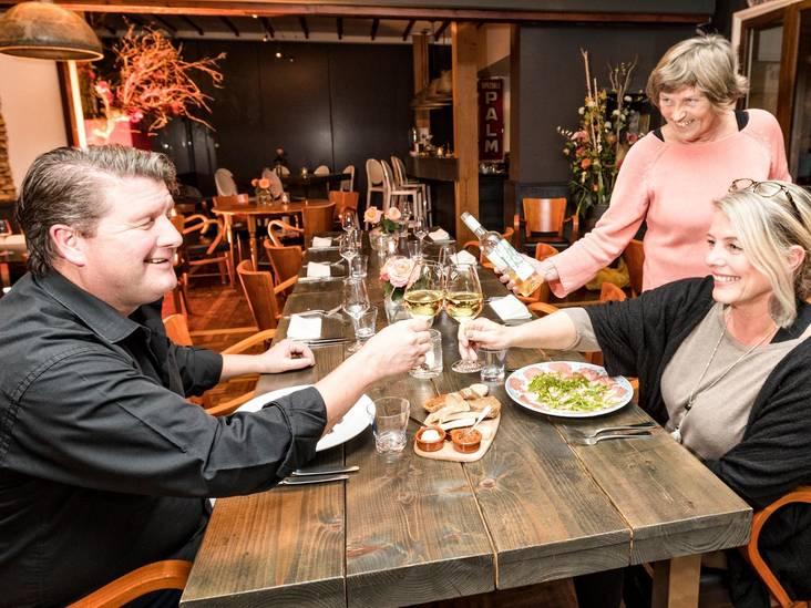 Het Witte Hof: Topsaus van rode wijn en chocolade