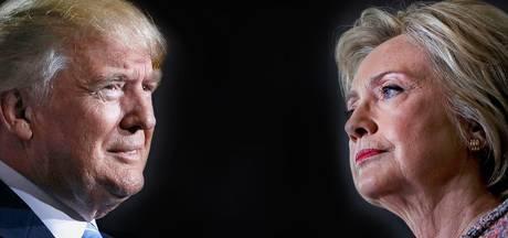 Clinton en Trump zetten leger 'spinners' in
