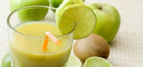 Vruchtensappen zijn uit de gratie
