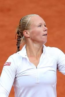 Bertens op Wimbledon tegen nummer 36 van de wereld