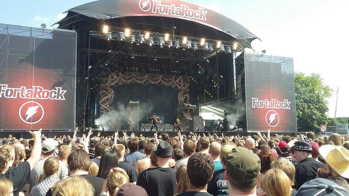 De band Amon Amarth.