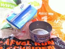 Groot verschil in vraag zakken voor plastic Overbetuwe