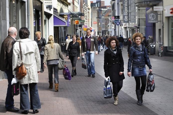 De Ketelstraat in Arnhem.