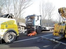 Vanavond reparaties aan A13 na dodelijk ongeluk bij Delft